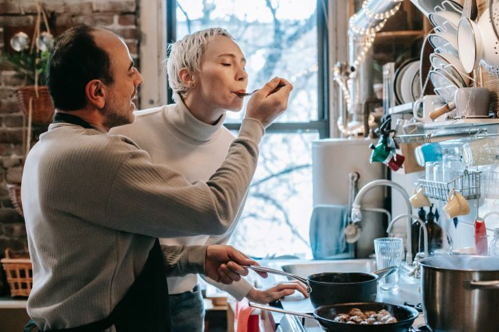 Koken met je date